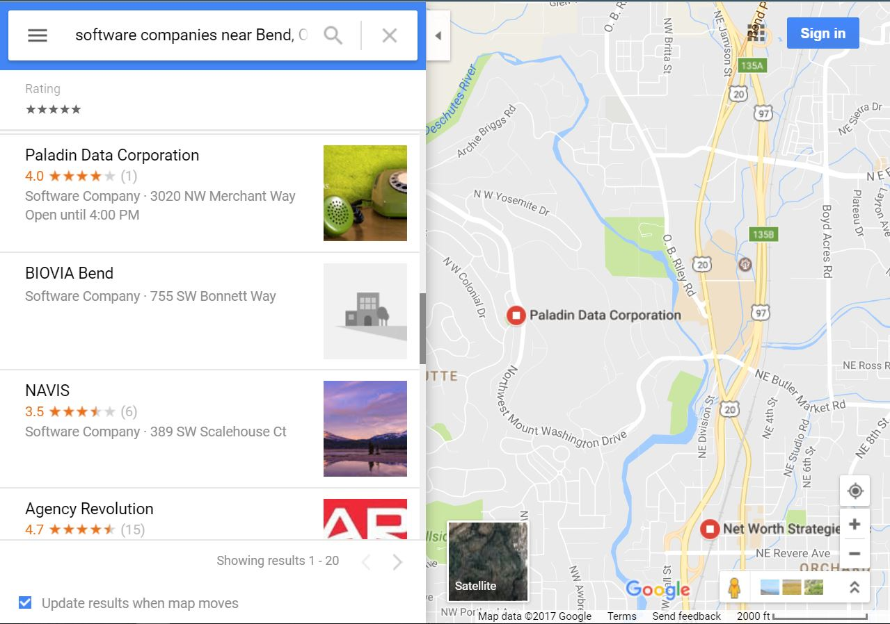 Does Your Business Appear on Google Maps?